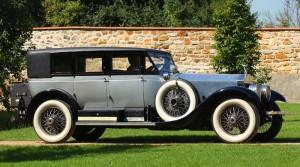 Barbara Streisand 1926 Rolls Royce Silver Ghost