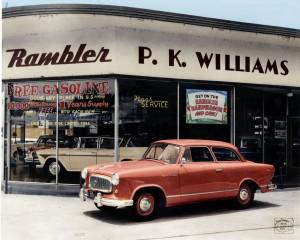 1958 Rambler
