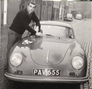 Sean Conery Porsche 356 ( 1964)