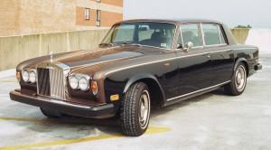 Andy Warhol's Rolls Royce Silver Shadow