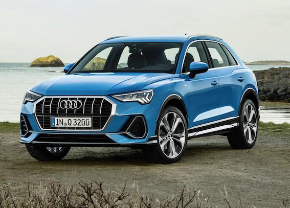Mazulis Audi Q3 sagaidījis jau otro paaudzi. Pat tehnoloģiju trūkumu sūdzēties nevar!