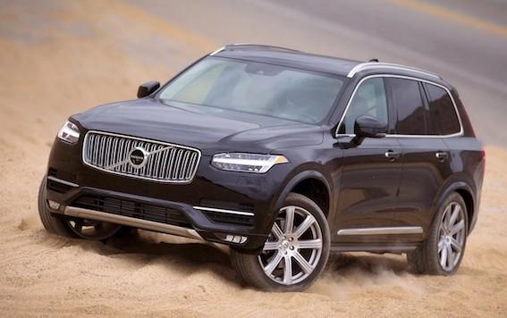 Volvo fani var lēnām sākt krist izmisumā - nākamais XC90 bez dīzeļa!