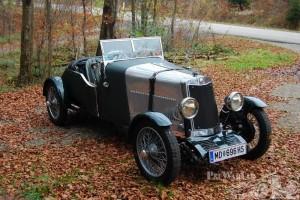 1929 Lea Francis S-Type Hyper TT
