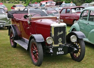 Jowett 7 HP Long Tourer
