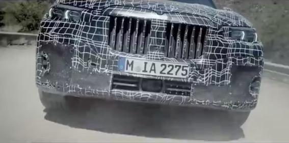 Beidzot zināms, kāds īsti būs lielais krosovers BMW X7. Tiesa gan... Informācijas pamaz!
