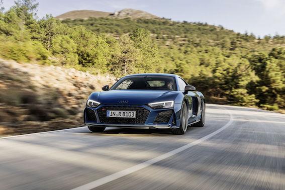 Jaunais Audi R8 mainīsies gan tehniski, gan vizuāli. Kāds tas būs?