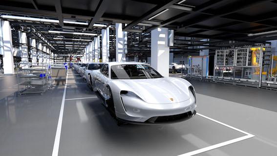 Visi tur kādreiz būsim - ar jauno Taycan Porsche pilnīgi ieiet elektriskajā laikmetā