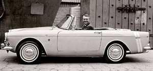 Cary Grant Sunbeam Tiger 1966
