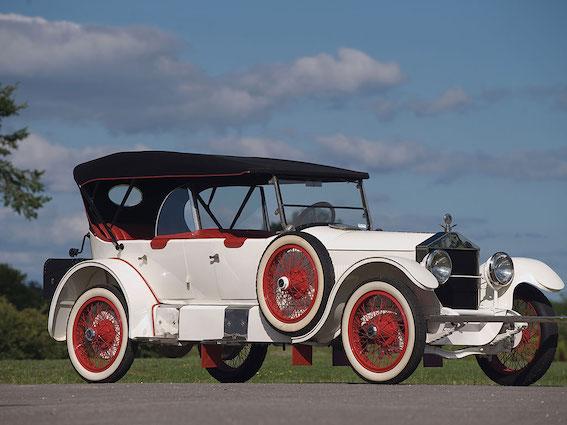 Šis automobilis ir dzīvs un braukt spējīgs. Vēl jo vairāk, tas pašlaik izlikts izsolē un tā sākotnējā cena ir 110 000 eiro. varbūt kāds grib tikt pie stilīga 1918. gada Roamer Passenger Sport Touring?