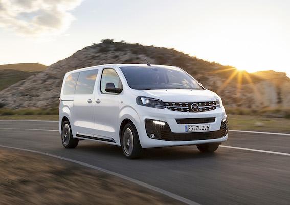 Opel Zafira Life: praktisks un pielāgojams minivens līdz pat 9 cilvēkiem