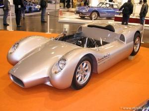 1963 Dolphin-Porsche America roadster