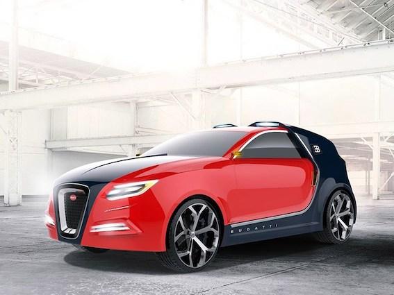 """Bugatti gatavo """"pašapziņas cēlēju"""" tiem, kam ar to ir galīgi bēdīgi!"""
