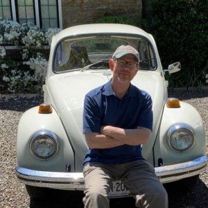 Ron Howard Volkswagen Bug 1970