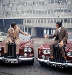 Englbert Humperdink Rolls Royce