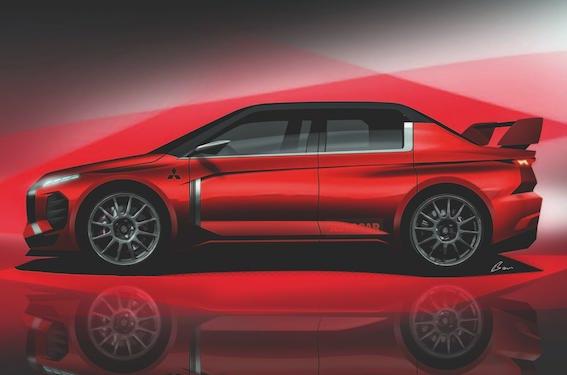 Baumo, ka Mitsubishi plāno atsākt leģendārā Lancer Evolution ražošanu!