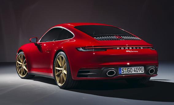 Porsche iepazīstina ar jaunajiem 911 Carrera Coupé un 911 Carrera Cabriolet. Drīzumā būs pieejama pilnpiedziņa!