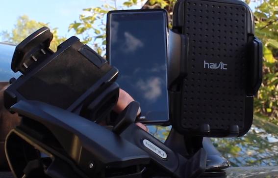 Video apskats - kādu mobilā telefona auto turētāju labāk izvēlēties