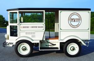 1926 Divco Model A