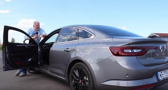 Renault Talisman - AUTODROMS dalās ar iespaidiem pēc pāris dienu kopā būšanas!