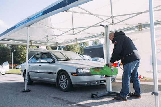Informācija par to, kad, kur un cikos varēs pārbaudīt savu auto pirms ziemas. Pārbaudi nodrošina DBS un partneri!