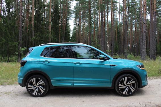 Volkswagen T-Cross - pārsteigums, smaids un cieņa! Pats mazākais VW krosovers!