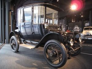 1917 Detroit ElectricBrougham