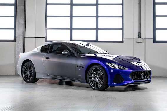 Maserati laiž klajā GranTurismo Zéda, iezīmējot GranTurismo ražošanas beigas