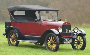 Durant-Star C5 1923