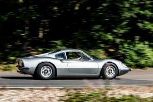 Keith Richards Ferrari Dino