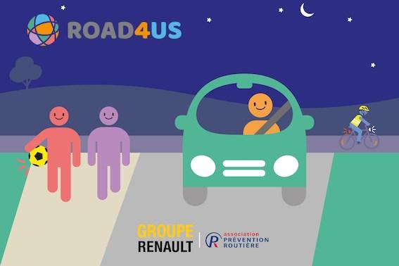 Pasaulē ceļu satiksmes negadījumos kāds iet bojā ik pēc 24 sekundēm. Renault iesaistās situācijas glābšanā.
