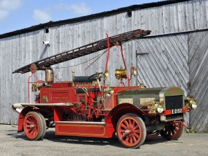 Merryweather Fire Engine 1913