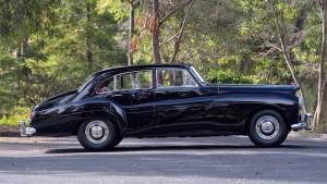 1955 Bentley S1 Freestone & Webb Saloon