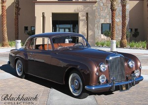 Jack Warner Bentley S1 Continental