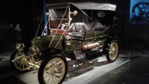 Stanley Model 63 Toy Tonneau 1911