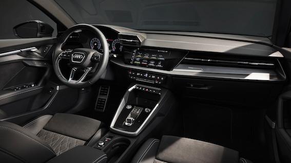 Audi veiksmes stāsta otrā paaudze ir klāt – A3 Limousine. Cik ātri skrien laiks...