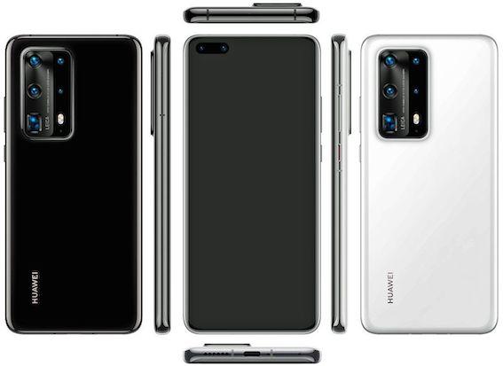 Un tomēr viņas eksistē - pasaules labākās viedtālruņa kameras! Huawei P40 sērija!