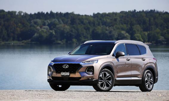 Hyundai Santa Fe modelim 20 gadi - daudz laimes dzimšanas dienā!
