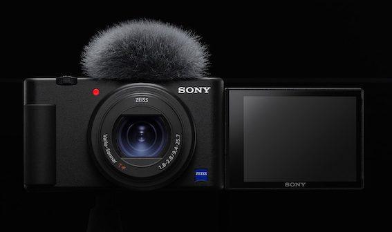 Sony paplašina blogošanas risinājumu klāstu, laižot klajā kompaktu vlogošanas kameru ZV-1