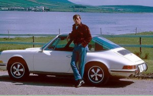 1969 Porsche 911 Targa
