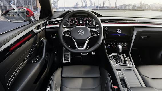 Volkswagen atklaj jauno Arteon un Arteon Shooting Brake, tostarp pirmo reizi plug-in hibrida versiju