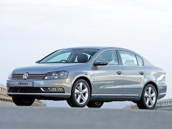 Volkswagen Passat ar miljons kilometru nobraukumu par 11 000 eiro! Un kāpēc ne, ja ir pieprasījums?
