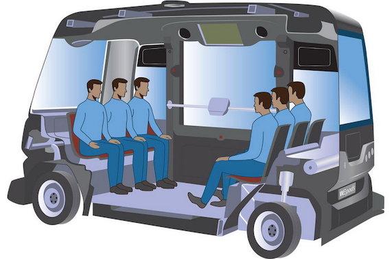 Tas nu beidzot ir noticis - Latvijā reisus uzsāk pilnīgi autonoms autobuss! Bez vadītāja!