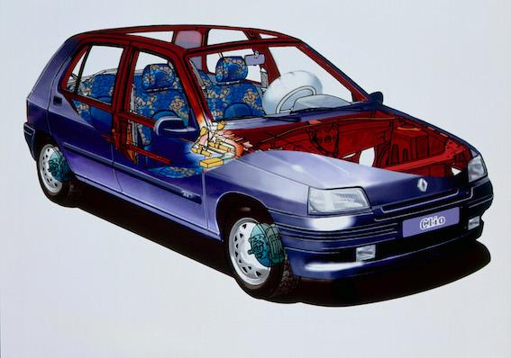 Renault Clio svin savu trīsdesmito gadadienu! Vai šajā laikā kaut kas mainījies?