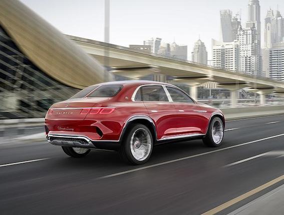 Mercedes Benz sadomājis ieviest jaunu automobiļu klasi SUL - krosovera un sedana krustojumu!