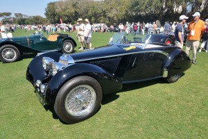 Squire Drophead coupe by Corsica 1937