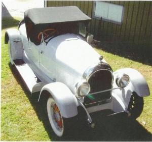 1927 Kissel Speedster