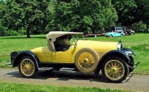 Kissel Gold Bug Speedster 1923