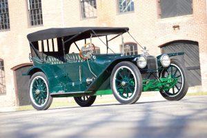 1914 American Underslung 646 Touring