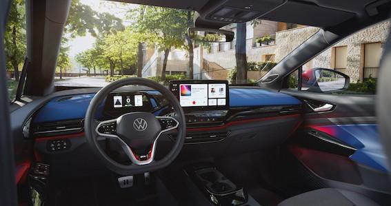 Volkswagen prezentē jaunu sportisko elektroauto sēriju un tās pirmo modeli – ID.4 GTX
