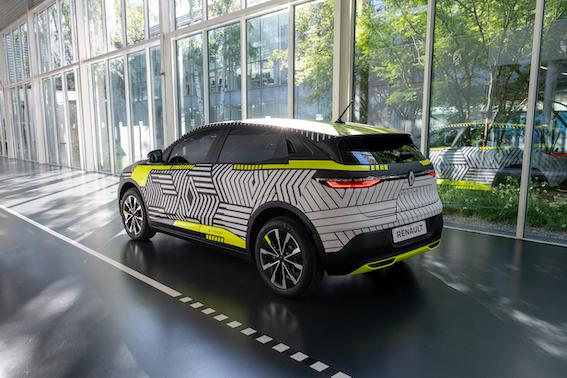 Pasaules elektrifikācija turpinās: no Renault Mégane eVision līdz jaunajam Mégane E-Tech Electric